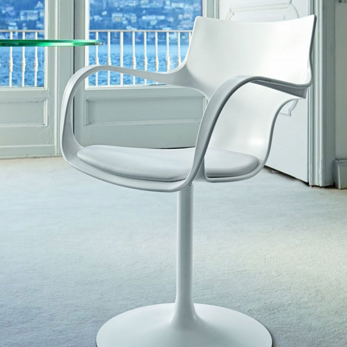 sovet flute dining chair