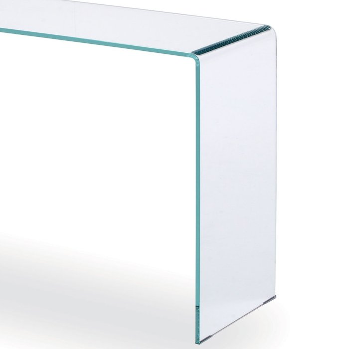 Hall Glass console Table sovet