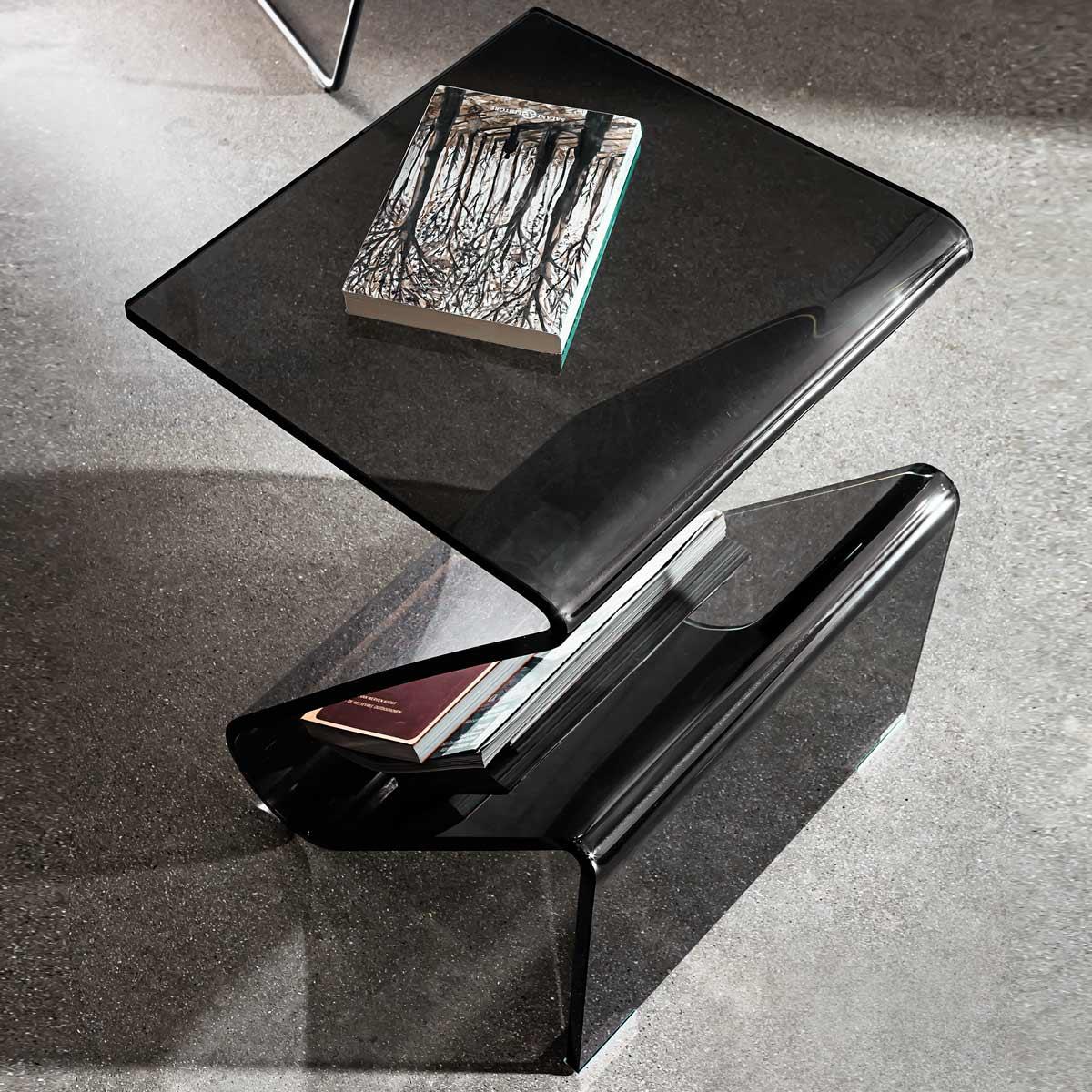 Zeta Glass Table