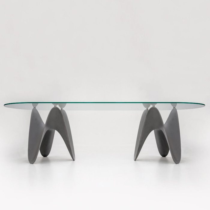 Gaya Large Contemporary Dining table