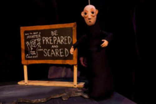 Austin Puppet Incident - Be Prepared and Scared