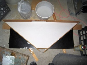 Mold Poured