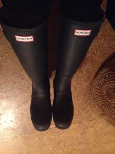 Friday Faves - Hunter Boots