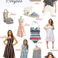 Friday Fizz: All the Stripes | Glass of Glam