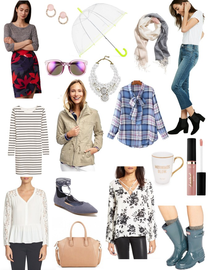 Friday Fizz: Transitional Weather Wear