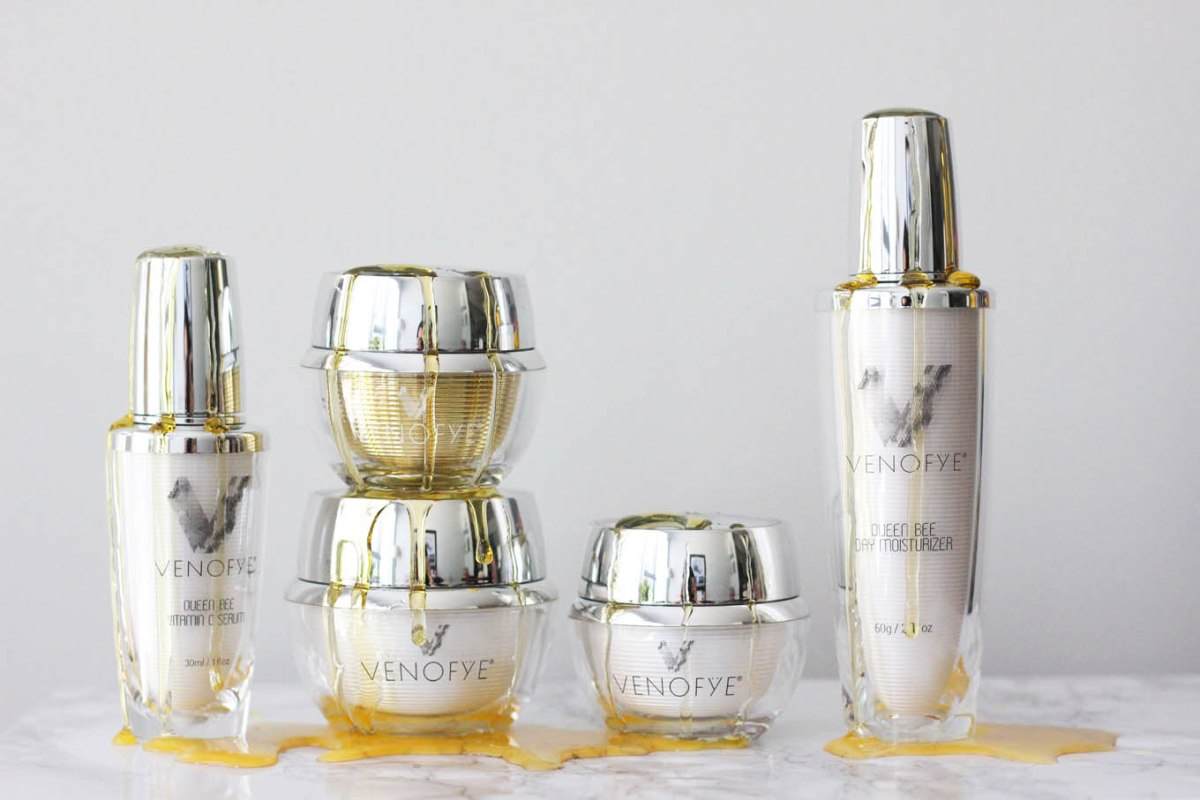 Venofye Queen Bee Skincare Review