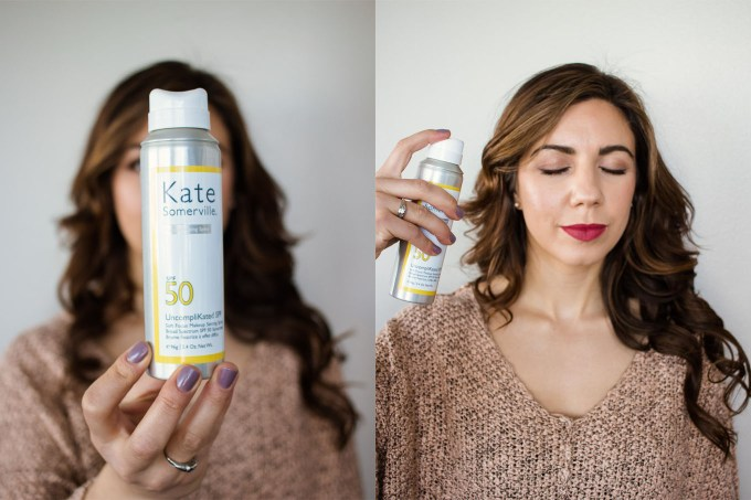 Lifestyle blogger Roxanne of Glass of Glam's top skin emergency products with Zapzyt