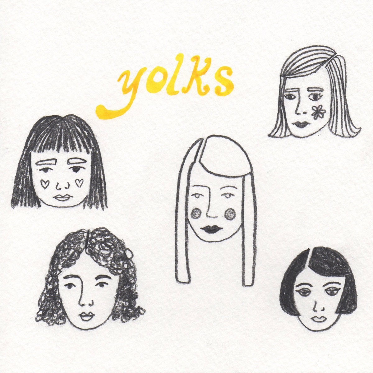 """Review – """"Our Other Songs"""" – Yolks"""