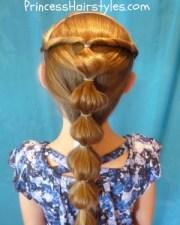 kids hair york princess