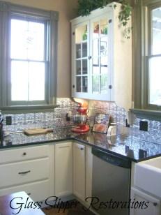 Kitchen (after) facing left corner