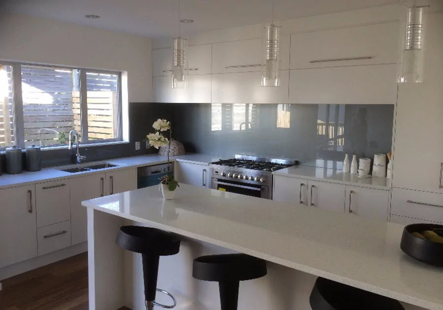 Glass Splashbacks Auckland Custom Glass Kitchen Splashbacks