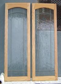 CABINET DECORATIVE DOOR GLASS  Cabinet Doors
