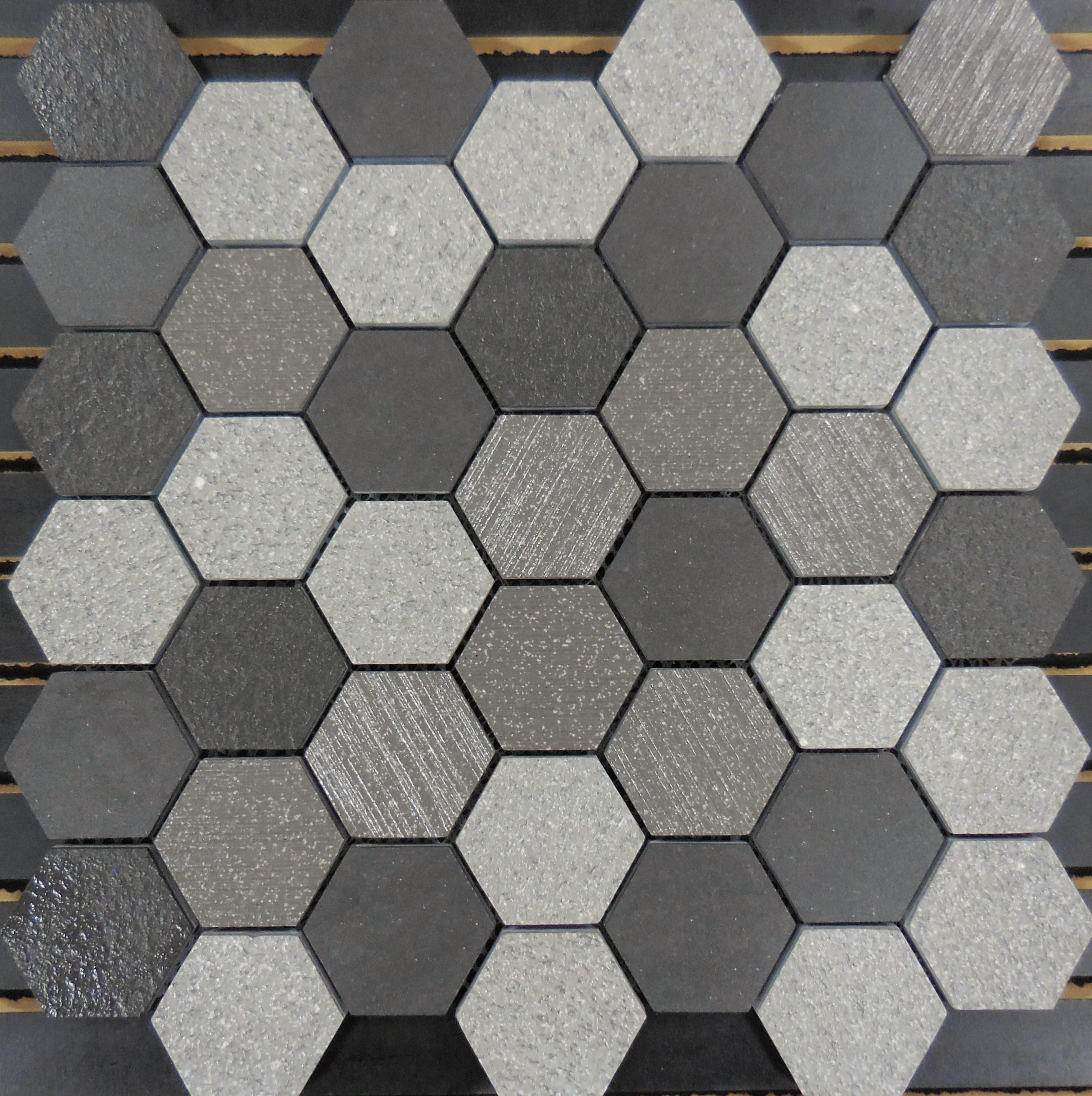 pth2012 porcelain mosaic grey 2