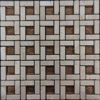 Pinwheel Tile Pattern - Tile Design Ideas