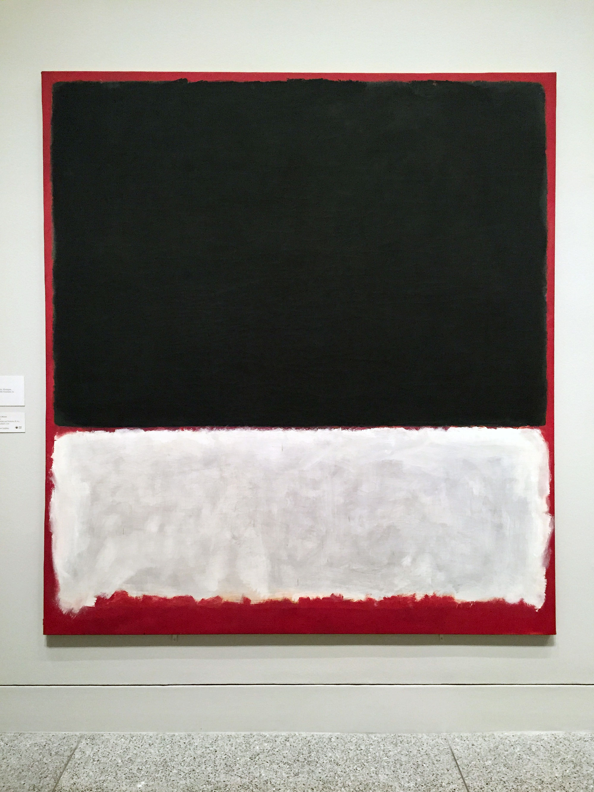 Rothko In Retrospect Glasstire