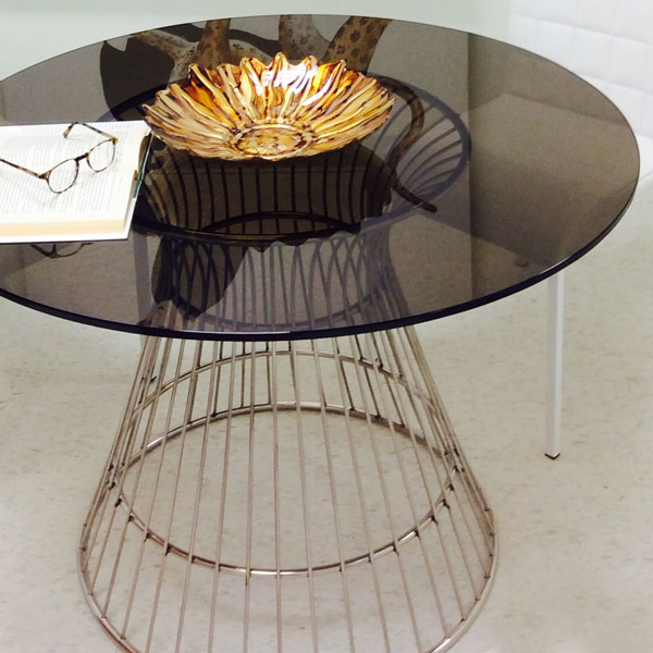 60 round glass table tops by glass