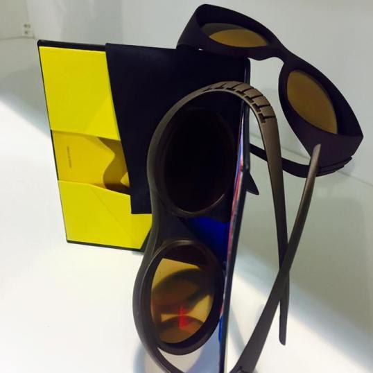 Occhiali PQ by Ron Arad - Ottica DIECIDECIMI® - Glass Stylist