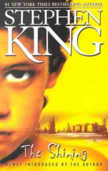 Stephen King Shining Book Cover