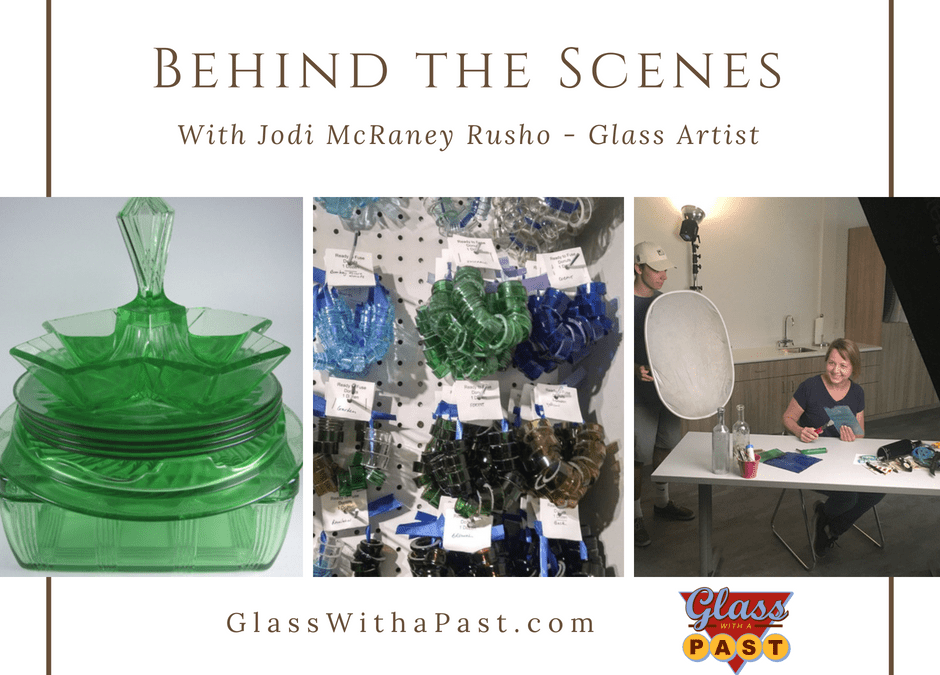 Behind the Scenes – June 2018