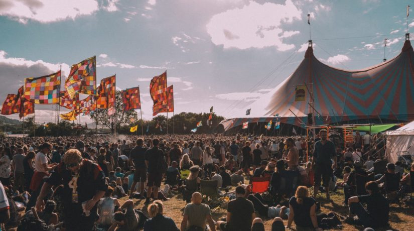 What is it about Glastonbury?
