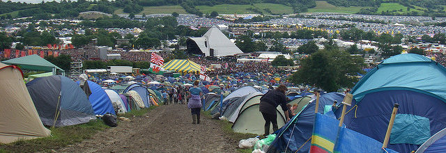 Glastocast - (unofficial) Glastonbury Festival Podcast - What to Pack for Glastonbury Festival - Jessi's list