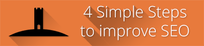 4 simple steps to improve your search ranking (SEO)