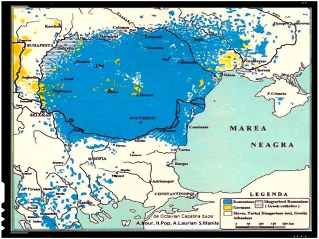 Rusia iritata de posibilitatea extinderii panromanismului spre Balcani