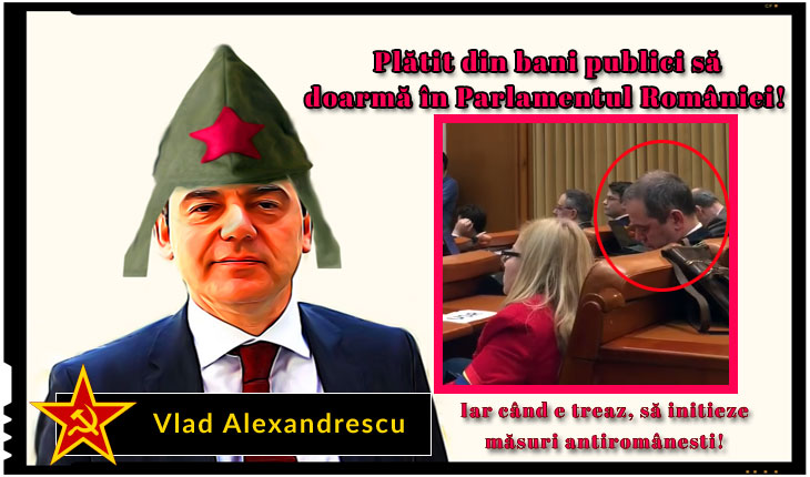 Vlad Alexandrescu, senator USR, se laudă că a împiedicat organizarea referendumului de pe data de 7 octombrie!