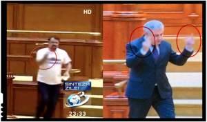 Încă un caz de bolșevism: obscenitățile USR-iștilor sunt expresia democrației, pe când ale PSD-iștilor sunt expresia bădărănismului?