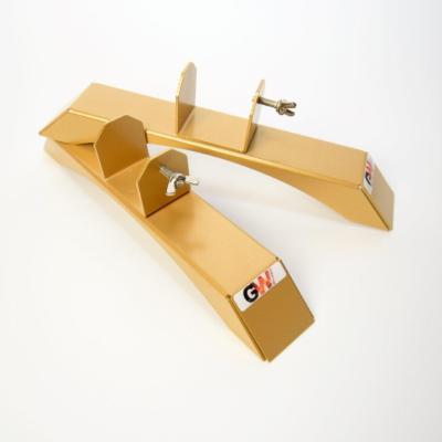 Glaswärmt-Standfuss-Hybrid-Gold-Infrarotheizung