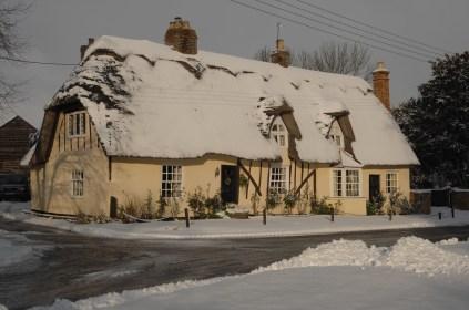 Church Cottage. Photo: Terry Brignall