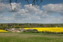 View from Roundhills. Photo: Terry Brignall