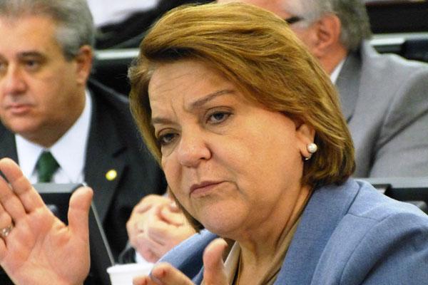 Deputada Federal Sandra Rosado (PSB-RN)