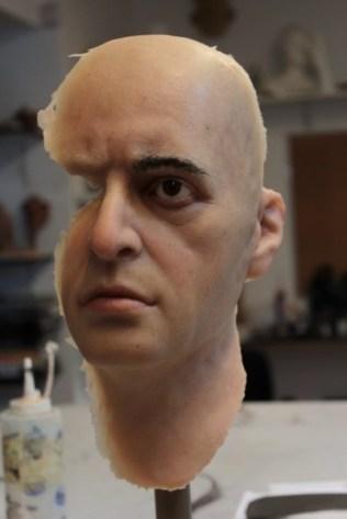 Silicone head study
