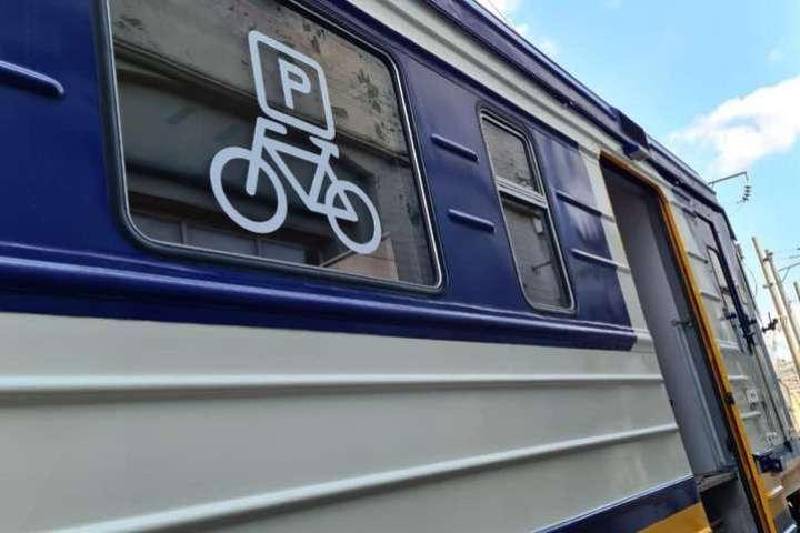 Электричка будет курсировать в пределах регионального филиала «Юго-Западной железной дороги» - «Укрзализныця» запускает пригородную электричку с вагонами для перевозки велосипедов