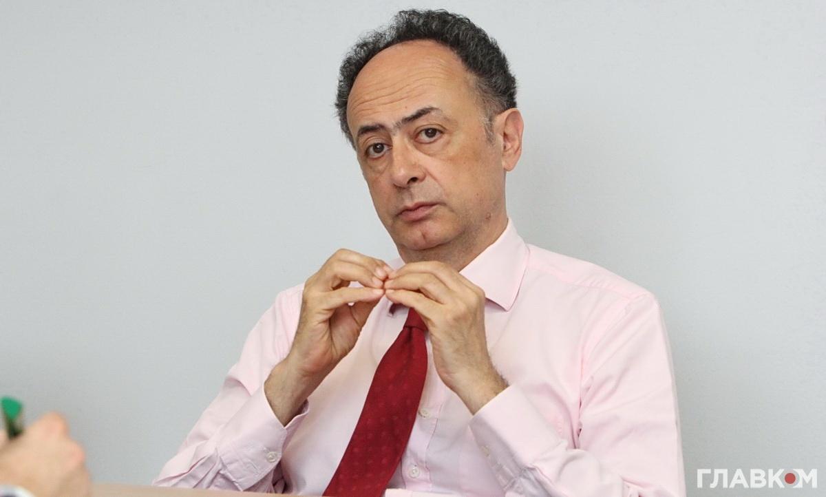 Посол ЄС в Україні Хюг Мінгареллі