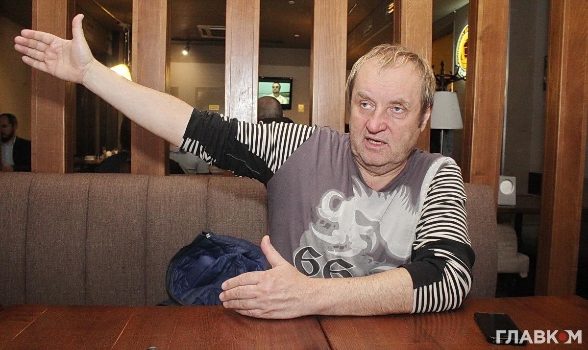 Володимир Бебешко