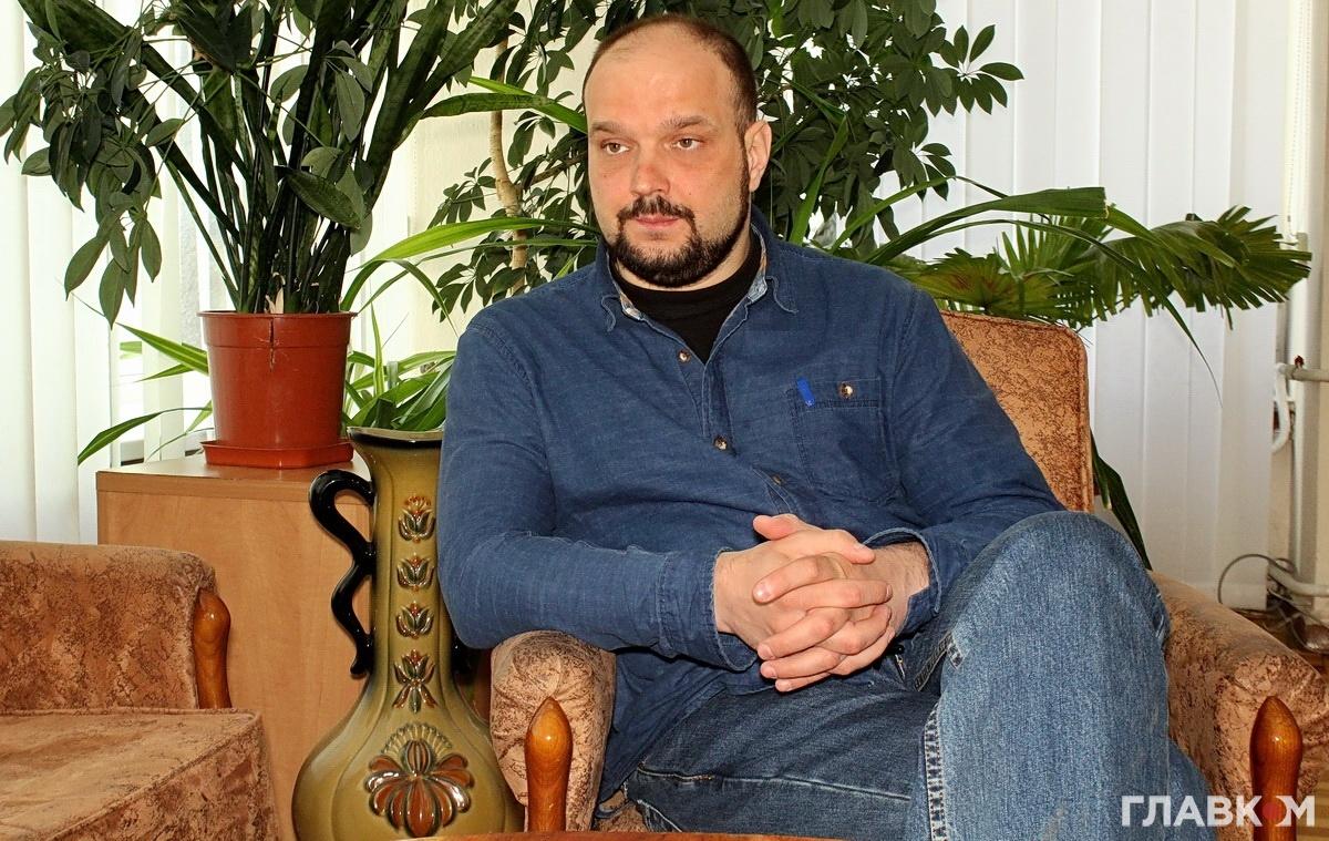Режисер «Гнізда горлиці» Тарас Ткаченко