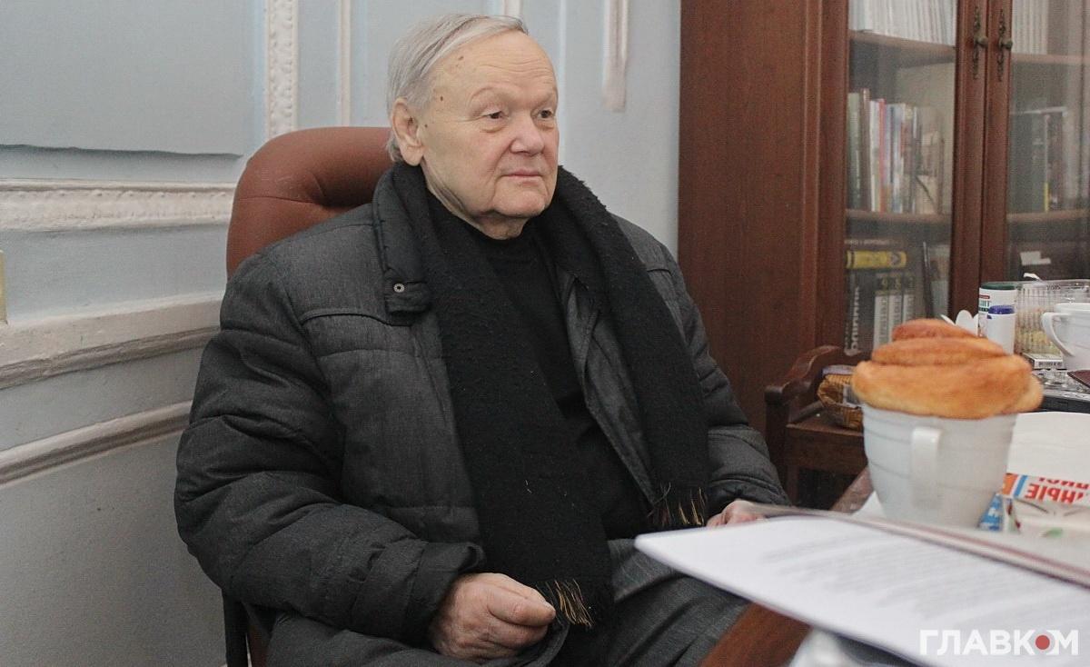 Борис Олійник (Фото: Станіслав Груздєв, «Главком»)