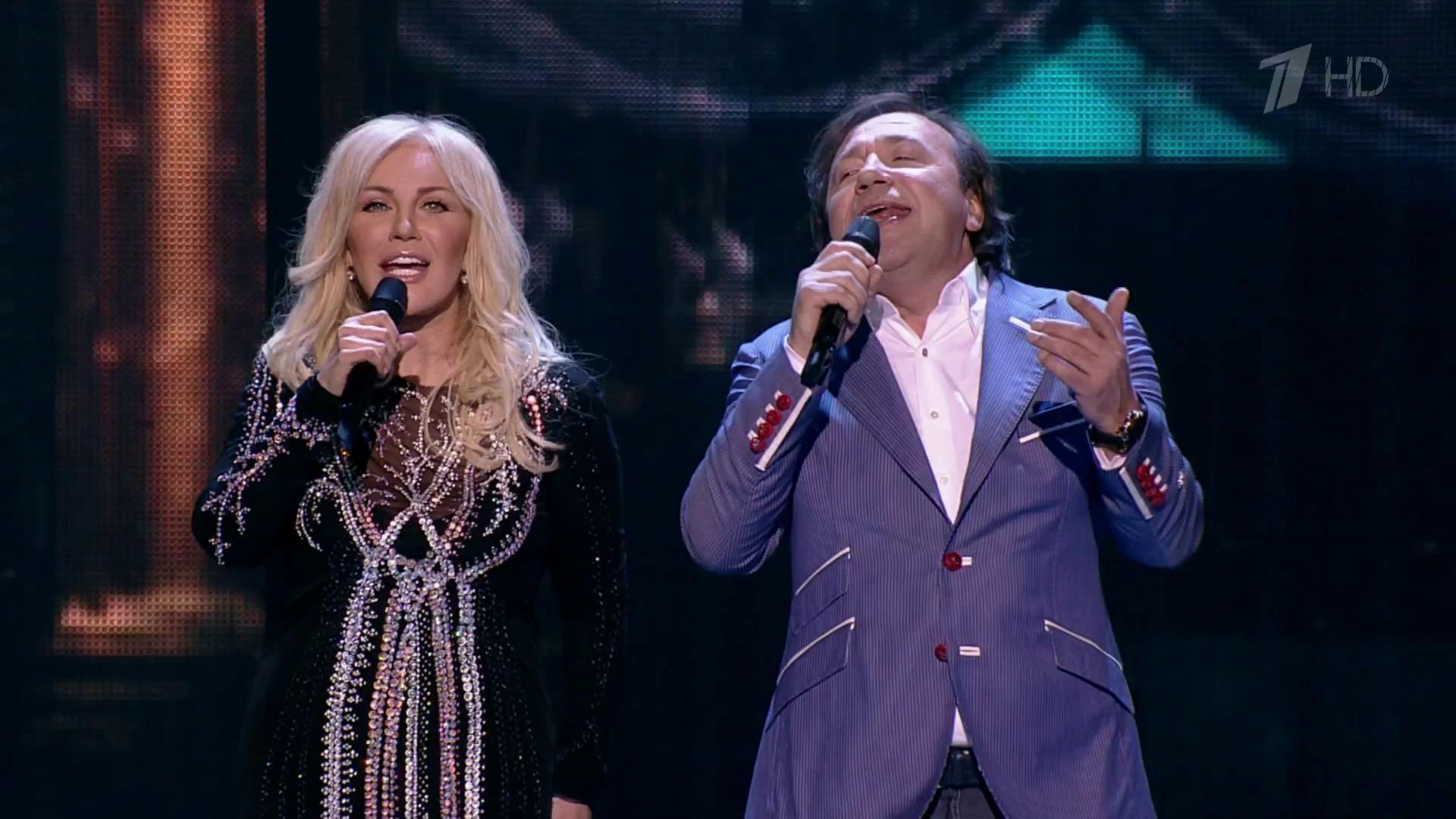 Таїсія Повалій на концерті у Росії