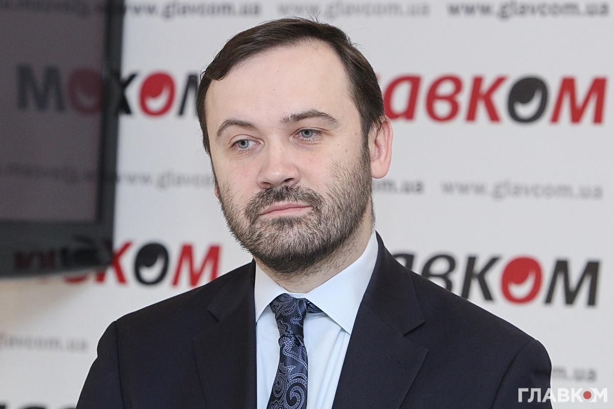 Колишній депутат Держдуми РФ Ілля Пономарьов (фото: Станіслав Груздєв)