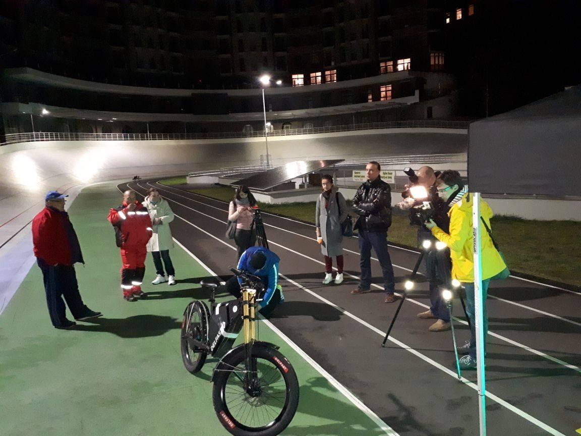 Український електровелосипед, електробайк DelFast