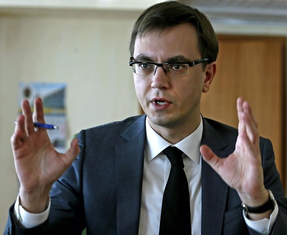 Володимир Омелян (Фото: censor.net.ua)