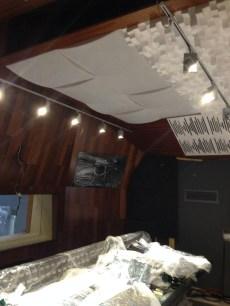 Проектирование и установка системы вентиляции и кондиционирования в студии звукозаписи. Москва. Фото 2