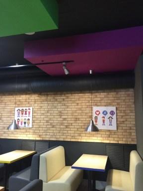 Установка системы вентиляции и кондиционирования в пиццерии. Москва. Фото 7