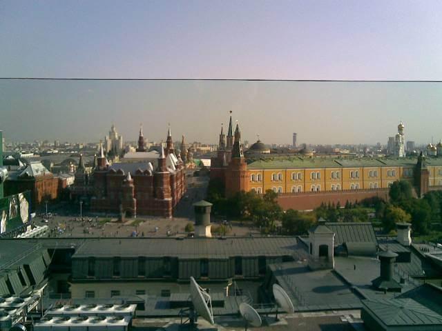 Гостиница РИТЦ КАРЛТОН МОСКВА 3