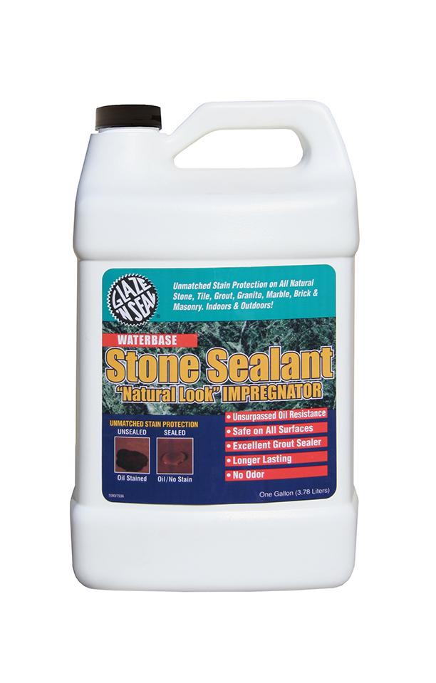 stone sealant impregnator glaze n seal