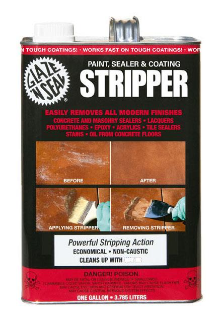 Paint Sealer Amp Coating Stripper Glaze N Seal Products