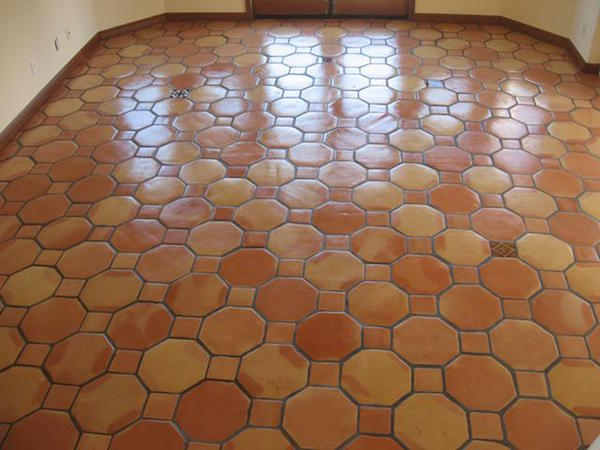 MEXICAN TILES  Glaze N Seal Products