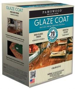 Glaze Coat Epoxy Coating E6000 Quick Hold Famowood Wood